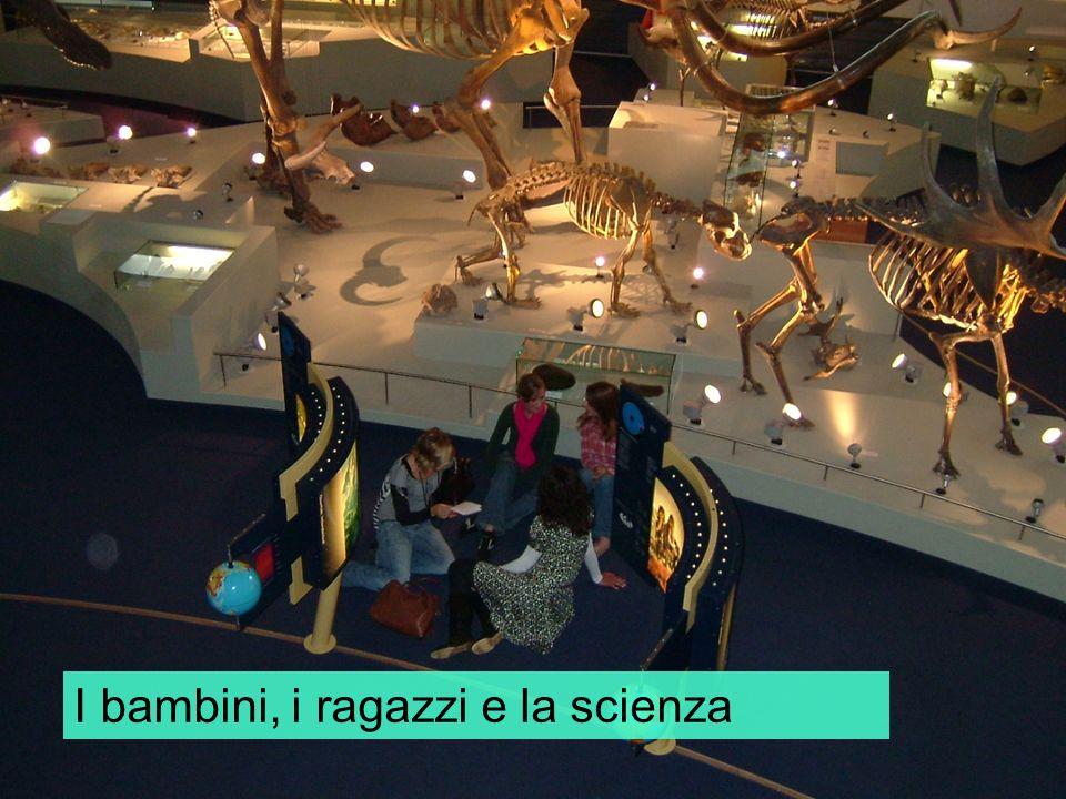 I bambini, i ragazzi e la scienza