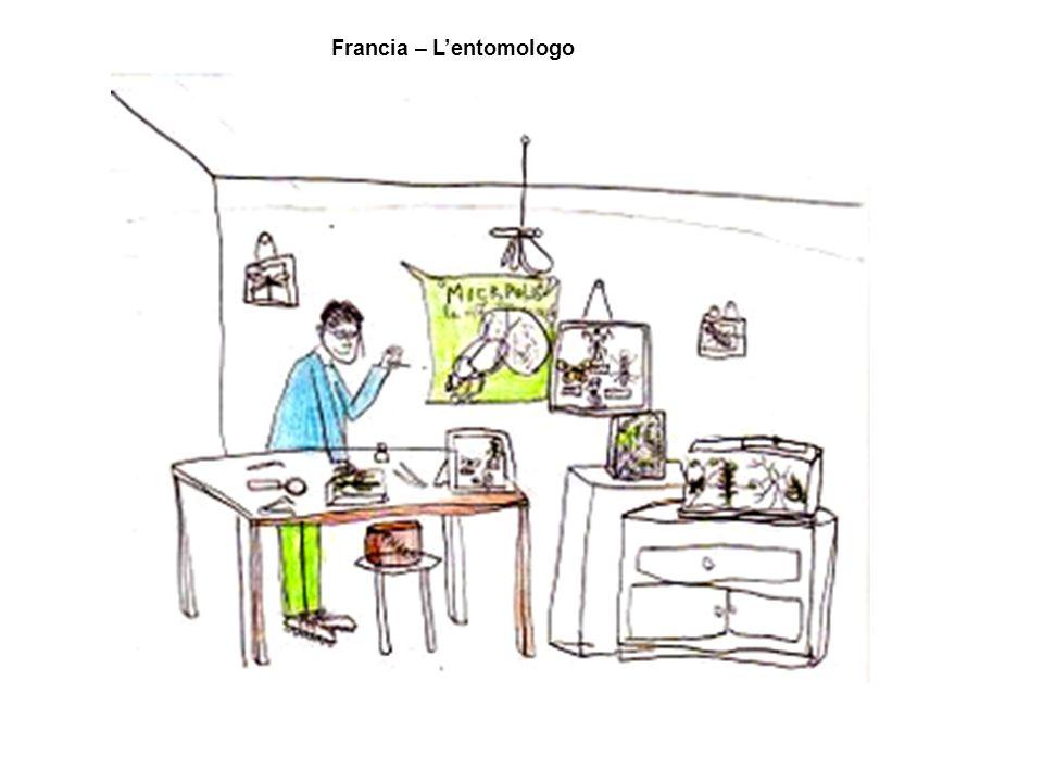 Francia – Lentomologo