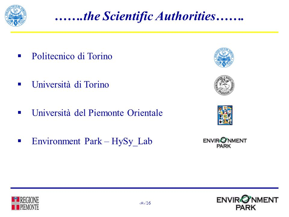 4/16 …….and the Industrial R&D Centers Centro Ricerche F.I.A.T.