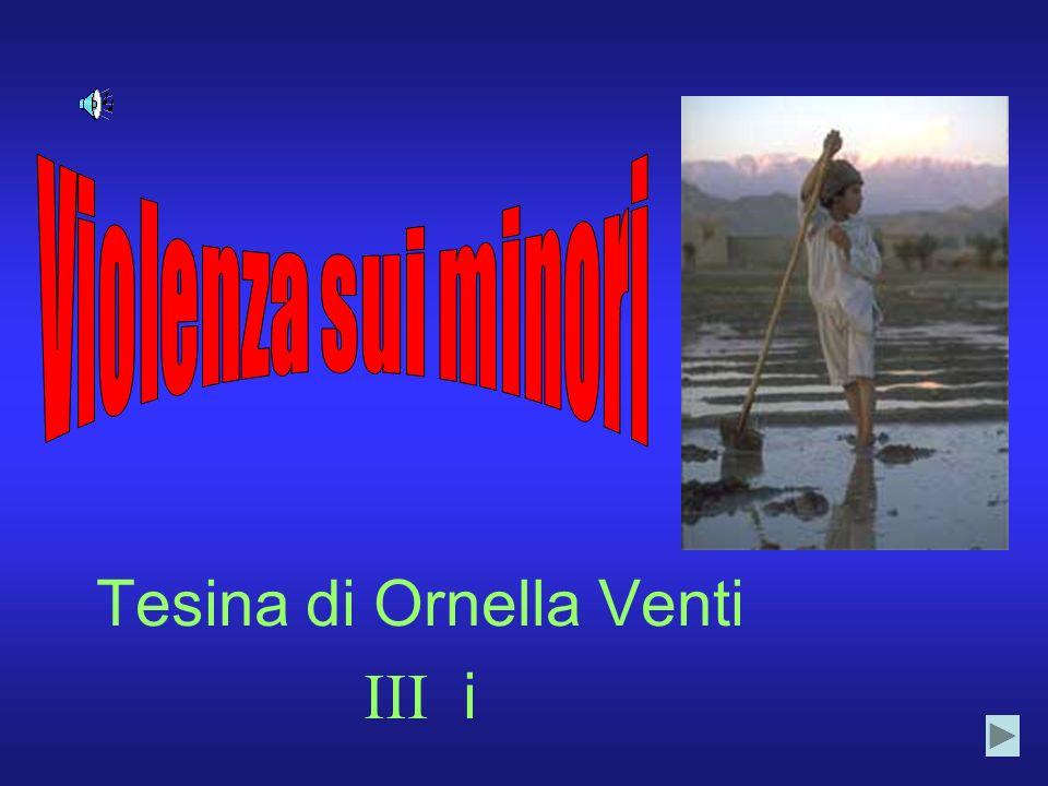 Tesina di Ornella Venti III i