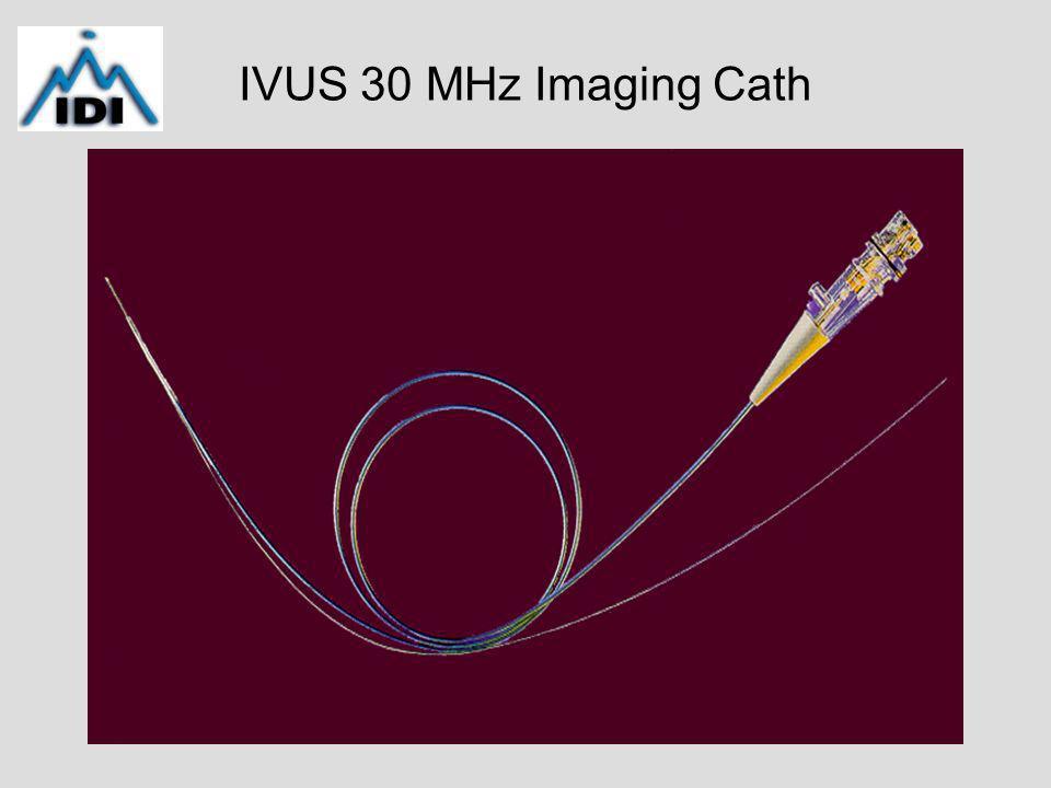 IVUS 30 MHz Imaging Cath