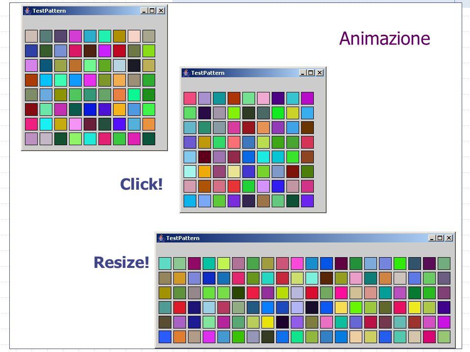 Animazione Click! Resize!