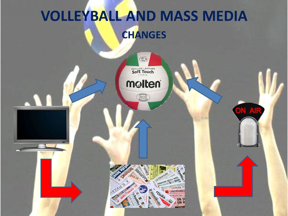 VOLLEYBALL AND MASS MEDIA CHANGES
