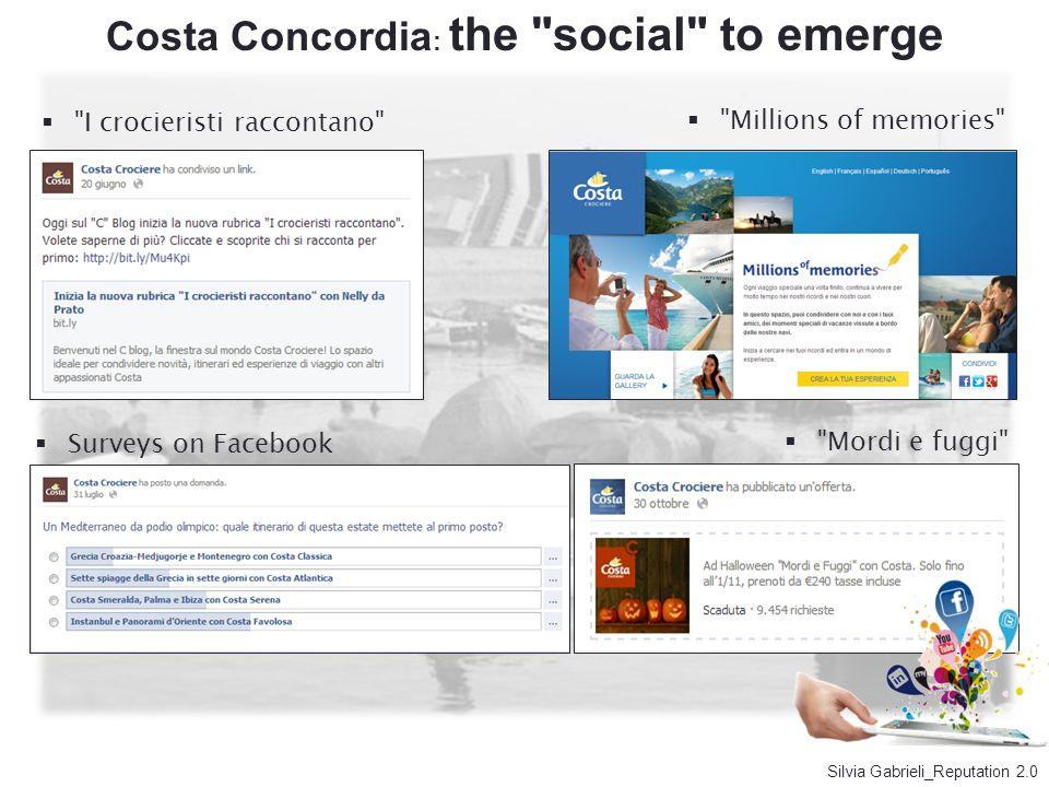 Costa Concordia : the