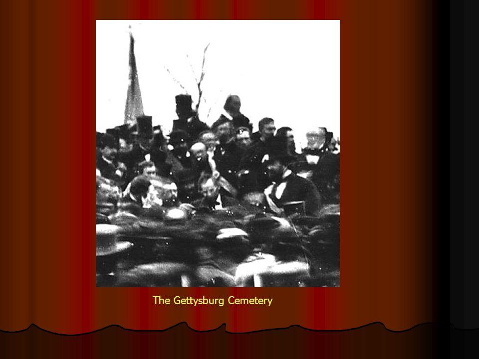 The Gettysburg Cemetery