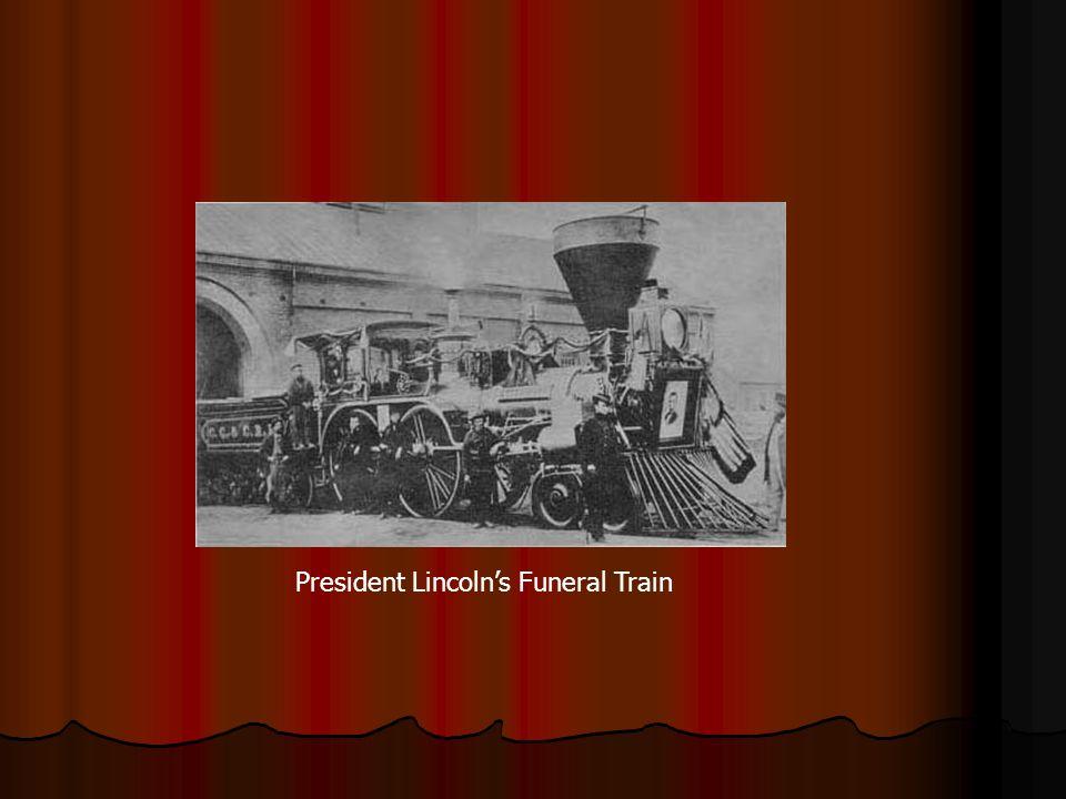 President Lincolns Funeral Train