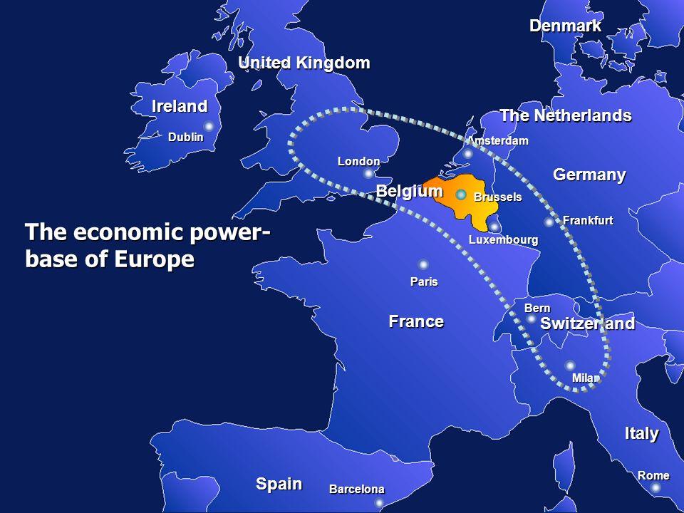 Invest in Belgium Spain France Italy Germany Denmark United Kingdom Ireland The Netherlands Brussels London Belgium Switzerland Dublin Barcelona Rome
