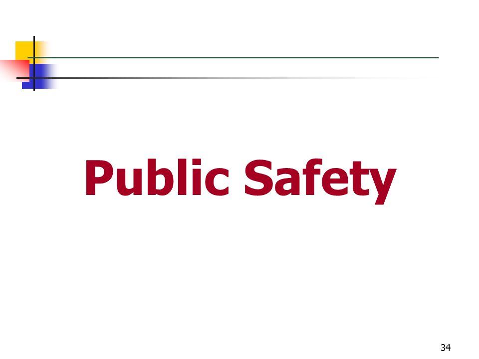 34 Public Safety