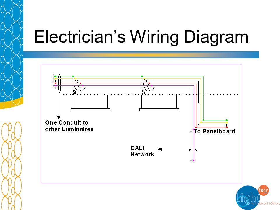 Electricians Wiring Diagram