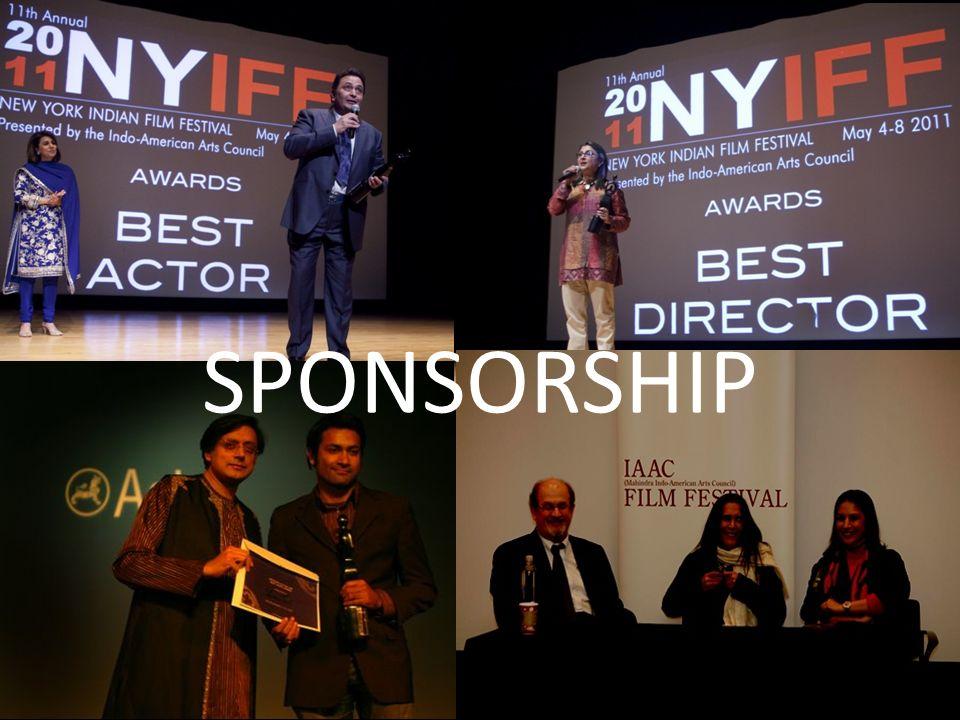 INDO- AMERICAN ARTS COUNCIL WWW.IAAC.US SPONSORSHIP