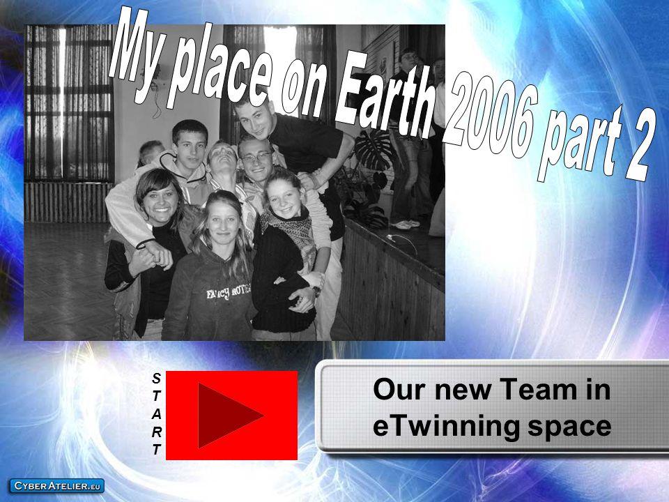 Our new Team in eTwinning space STARTSTART