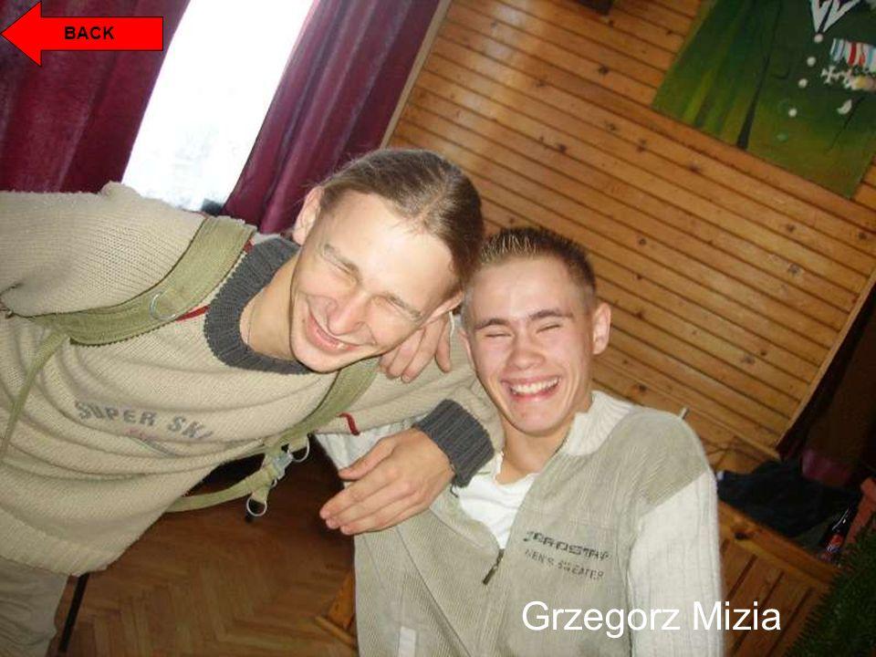 BACK Grzegorz Mizia