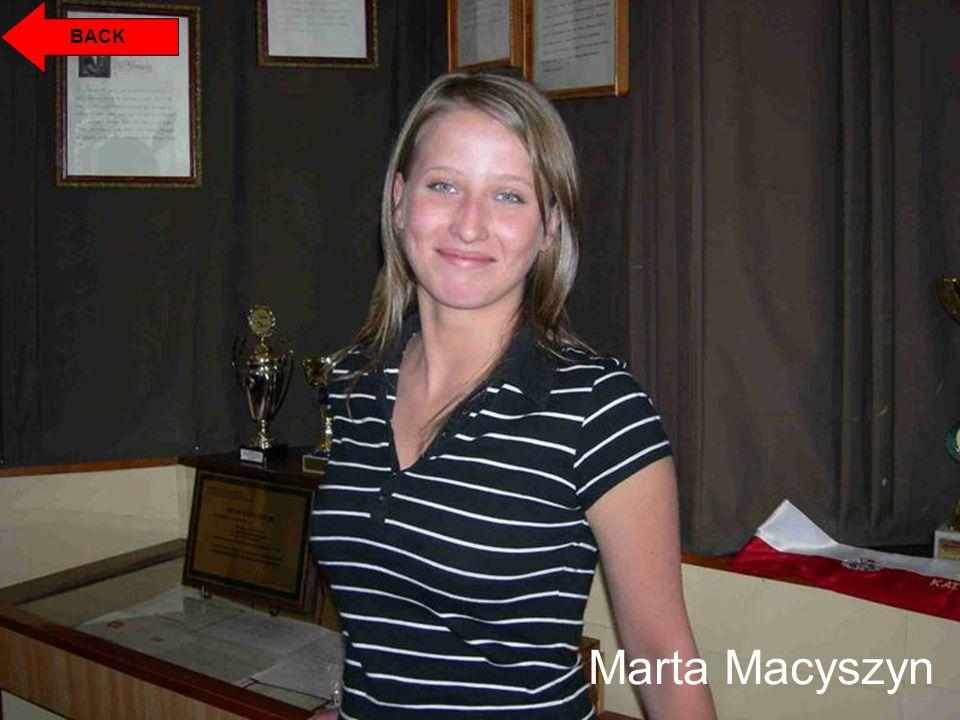 Marta Macyszyn BACK
