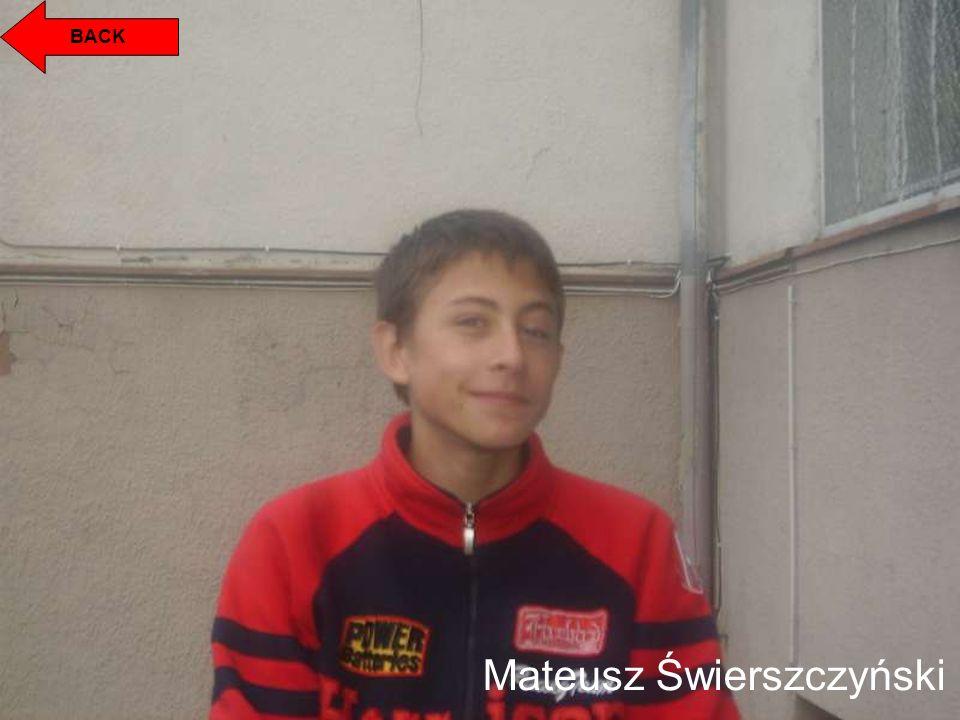 BACK Mateusz Świerszczyński