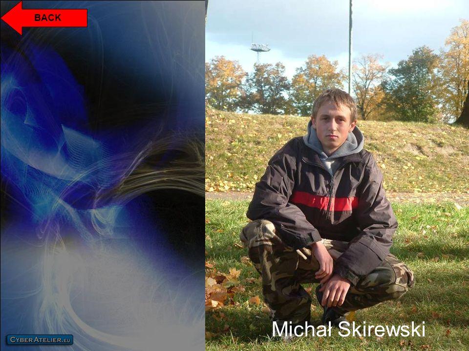 BACK Michał Skirewski