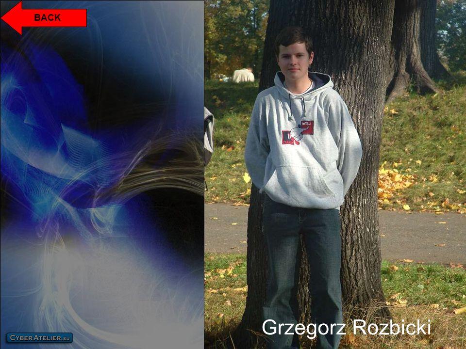 BACK Grzegorz Rozbicki