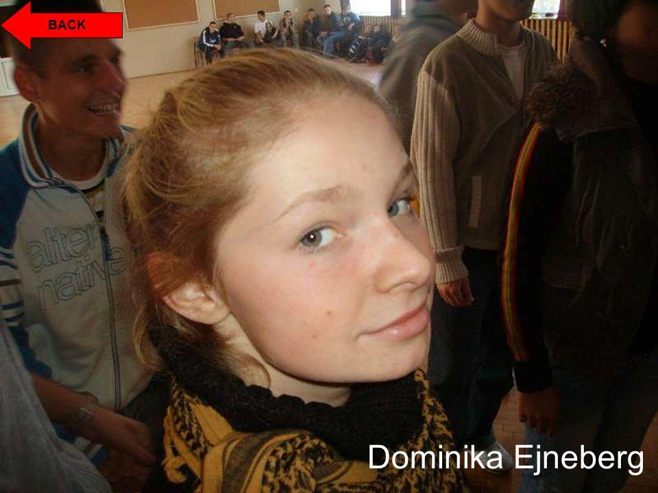 BACK Dominika Ejneberg