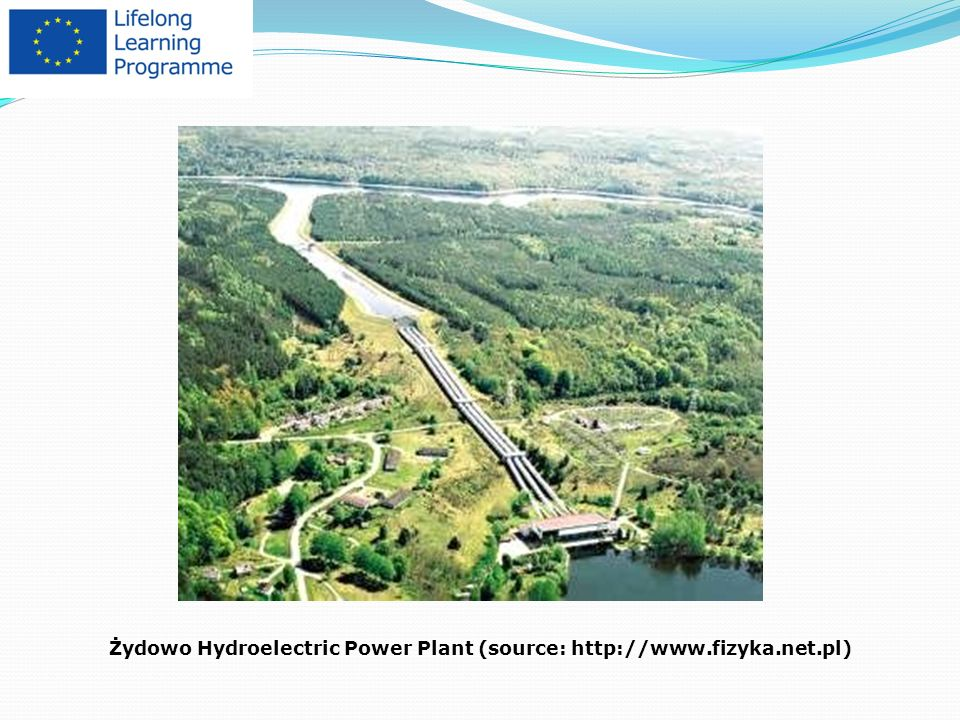 Poland s hydropower resources are estimated at about 13,7 TWh per year.
