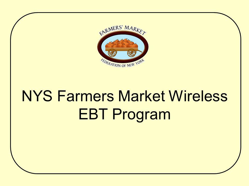Farmers Market Wireless EBT Program Farmer Redemption Log List all farmers Date Redeemed $ RedemptionsCk # Date Paid Date Redeemed $ RedemptionsCk # Date Paid Total Redemptions 0 0 0 0 0 0 0 0 0 0 0 0 0