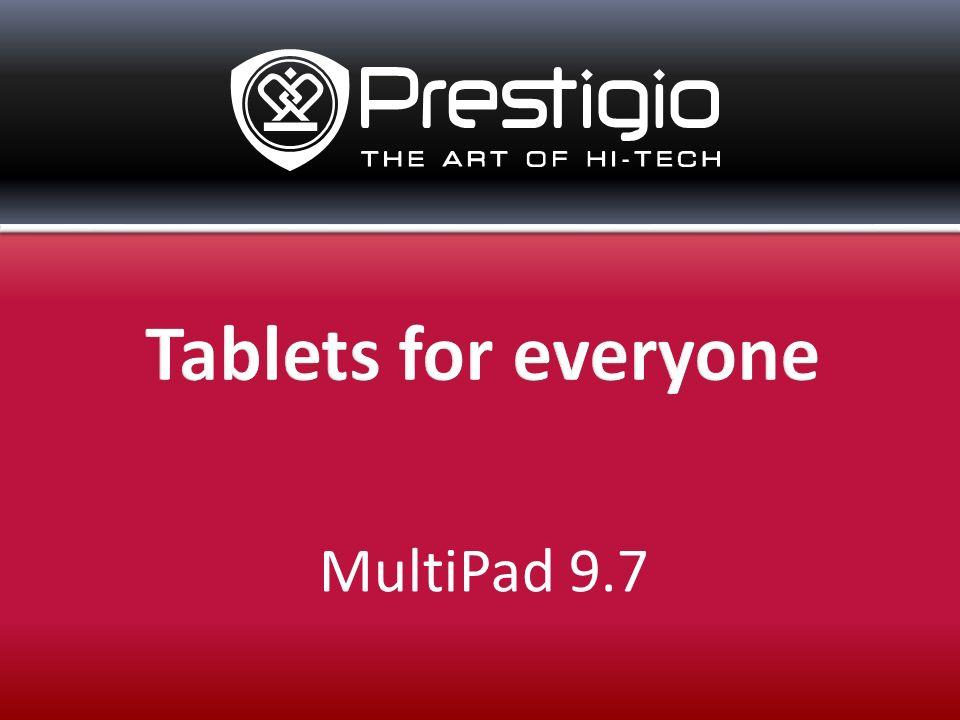 MultiPad 9.7