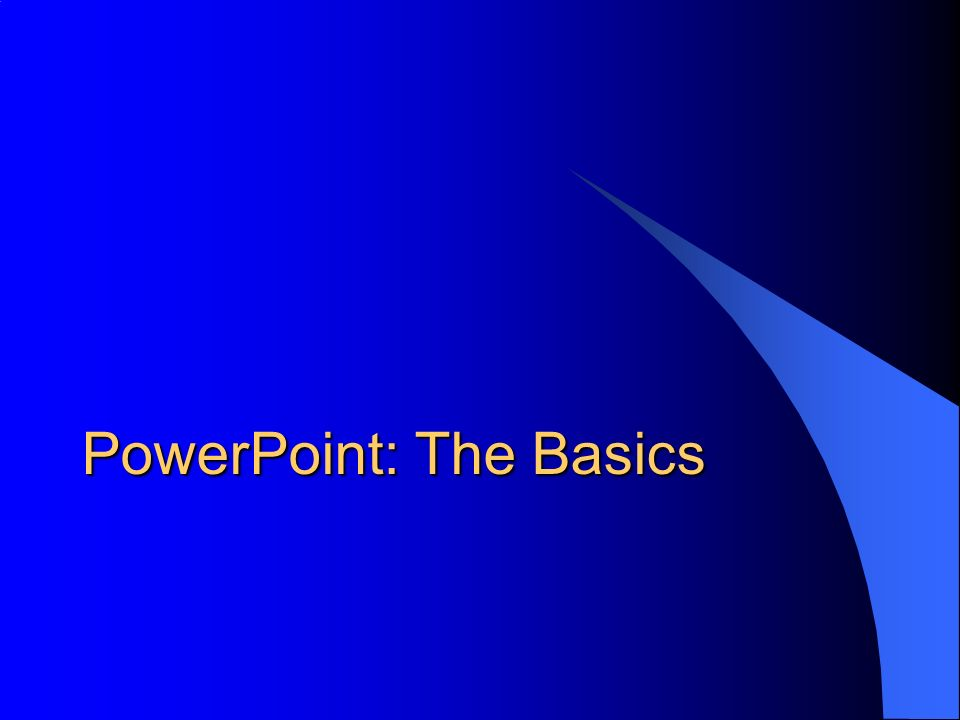 Were going to make a PowerPoint presentation... l The purpose of this activity is to demonstrate how to develop a PowerPoint presentation which could