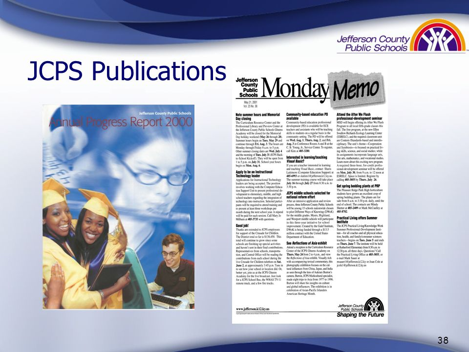 37 GHEENS ACADEMY Professional Library Curriculum Resource Center Content Area Specialists On-line PD Offerings PD site
