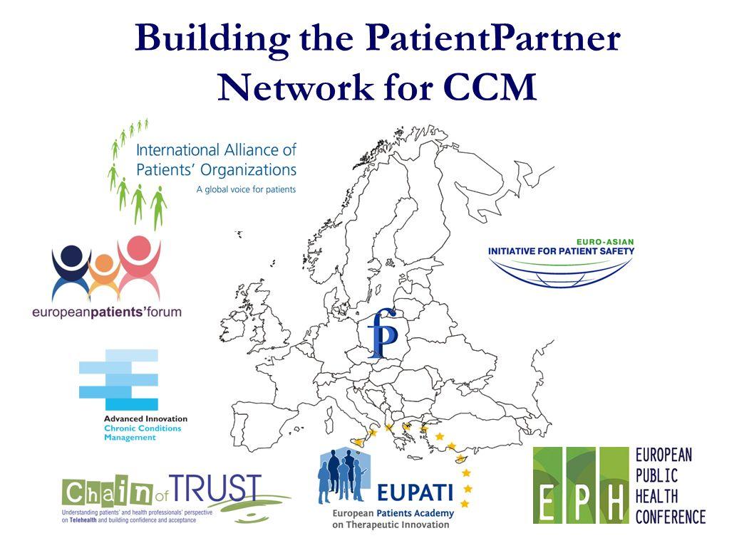 Building the PatientPartner Network for CCM