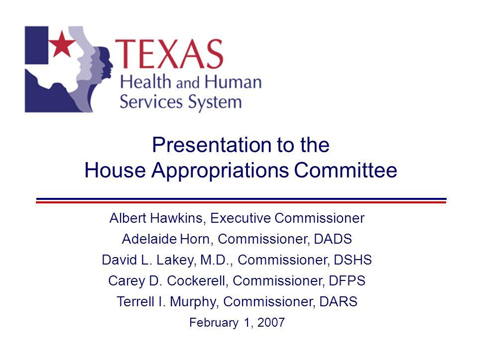 Texas Medicaid Program Overview