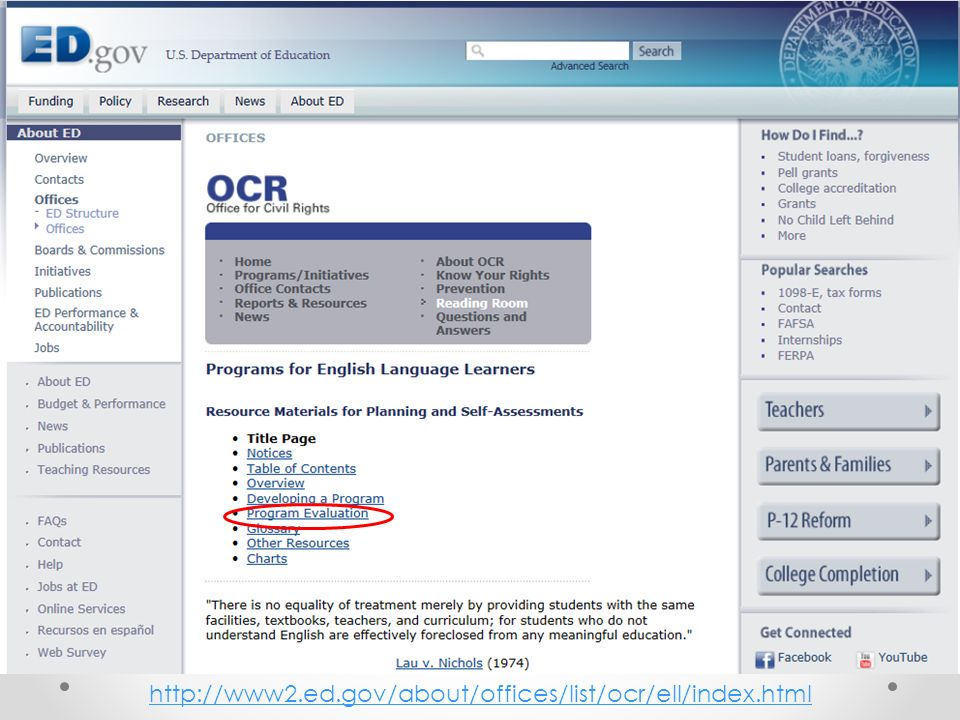 http://www2.ed.gov/about/offices/list/ocr/ell/index.html