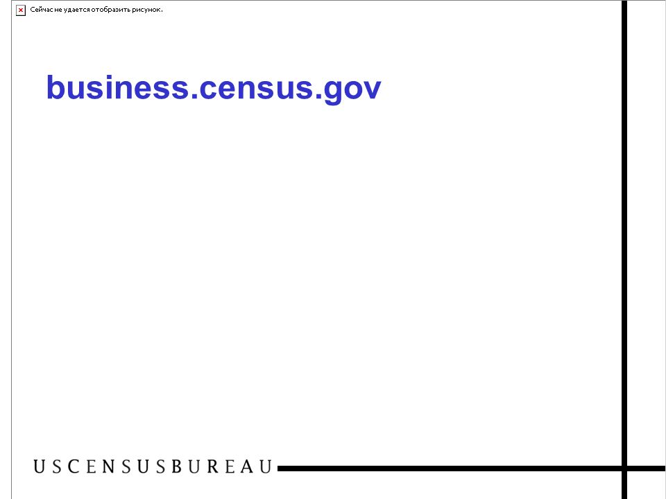 business.census.gov