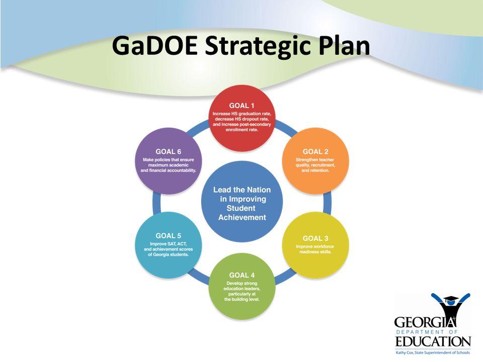 GaDOE Strategic Plan