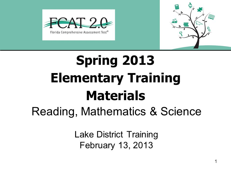 82 Thank you for ensuring a secure and successful Spring 2013 Reading, Mathematics, and Science test administration.