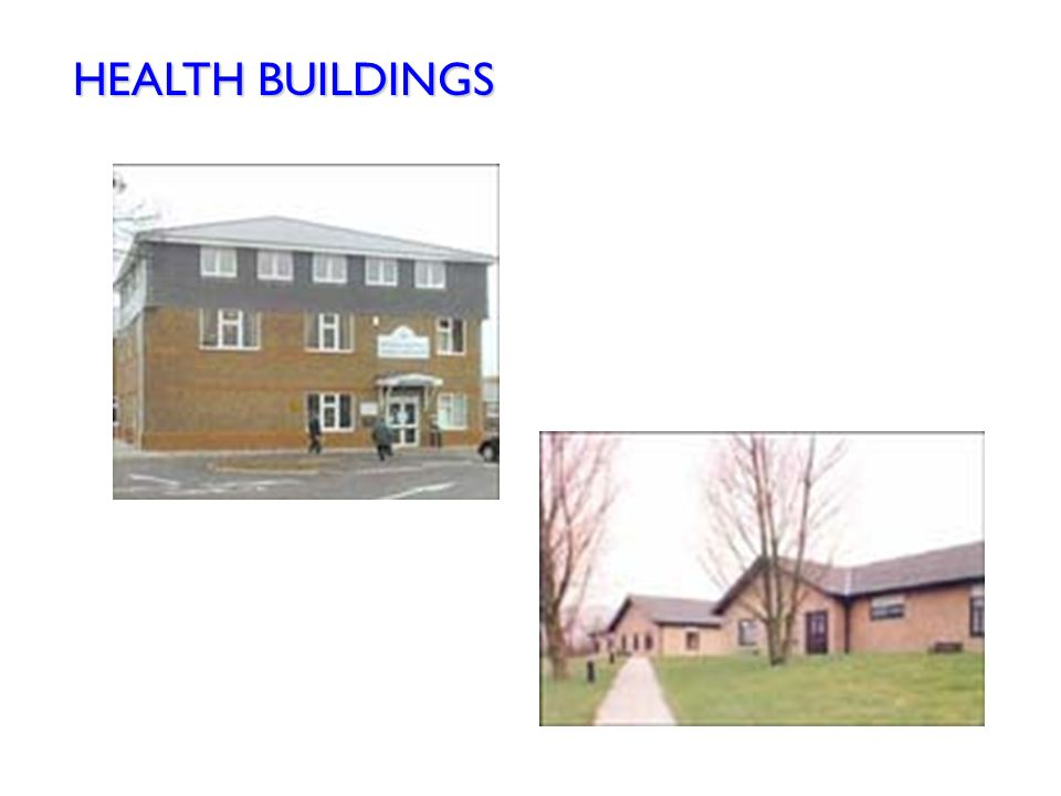 HEALTH BUILDINGS Ward Corridor, Intermediate Care Centre, London Or this?