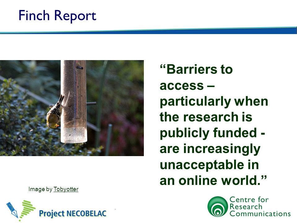 Recommendations Support for publication in open access or hybrid journals Research Councils and other public sector bodies funding research in the UK should arrangements to meet the costs of publishing in open access and hybrid journals