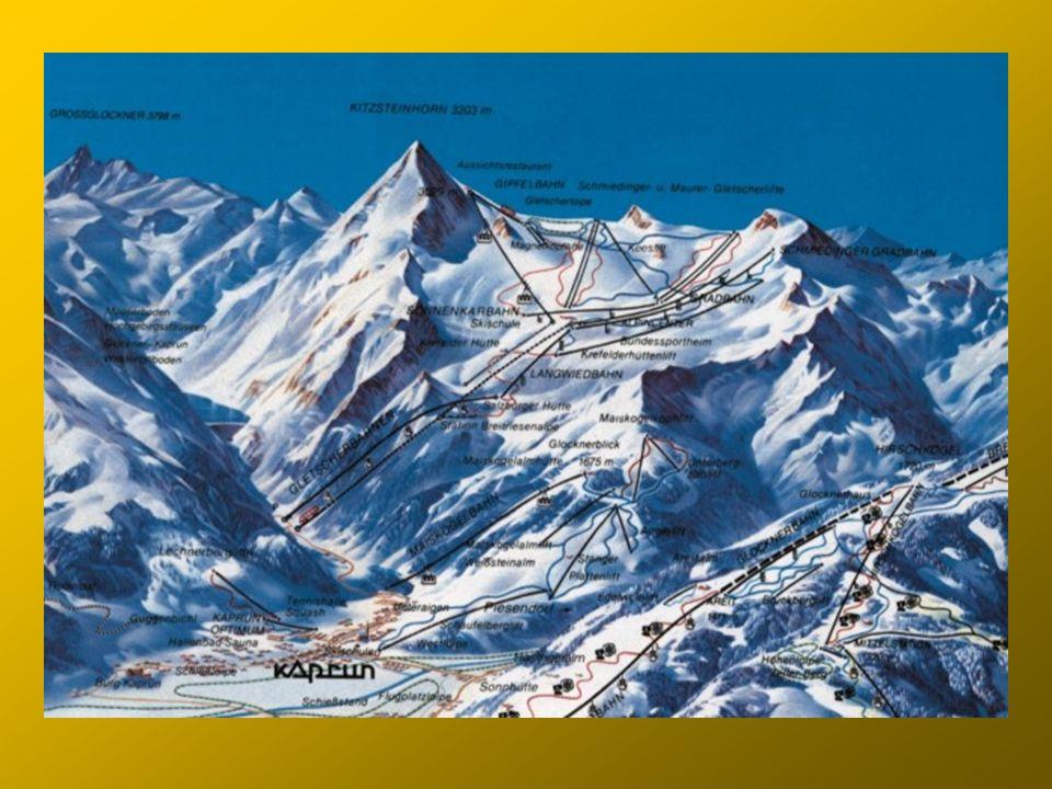 Kitzsteinhorn Massif (3203 m n.p.m.)