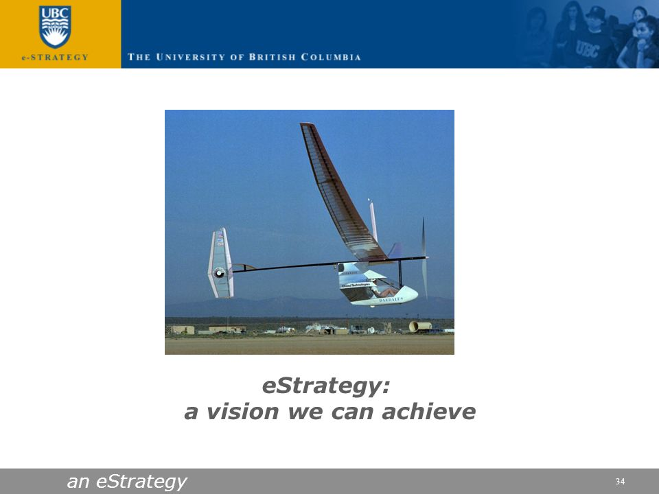 an eStrategy 34 eStrategy: a vision we can achieve