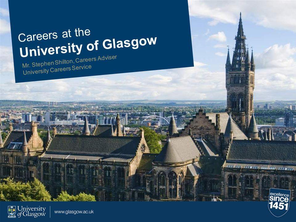 Graduate labour market How will GU help its students/graduates.