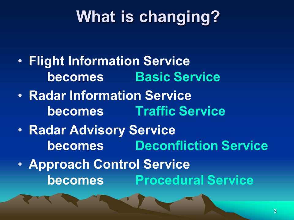 14 Procedural Service Procedural Service Deconfliction A controller shall provide deconfliction instructions by allocating Levels, Radials, Tracks, Time restrictions, Deconfliction from other Procedural aircraft Deconfliction advice cannot be provided against unknown aircraft