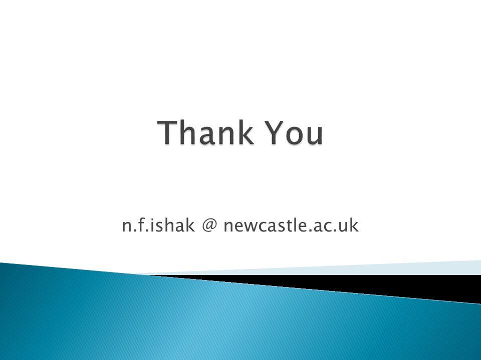 n.f.ishak @ newcastle.ac.uk