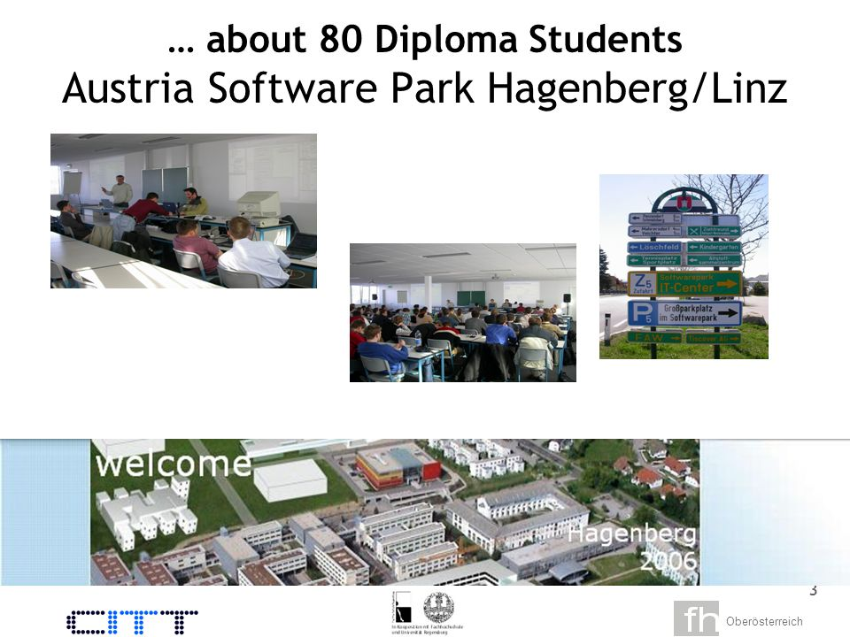 Oberösterreich 2 … about 50 Students for the Course Distributed Systems