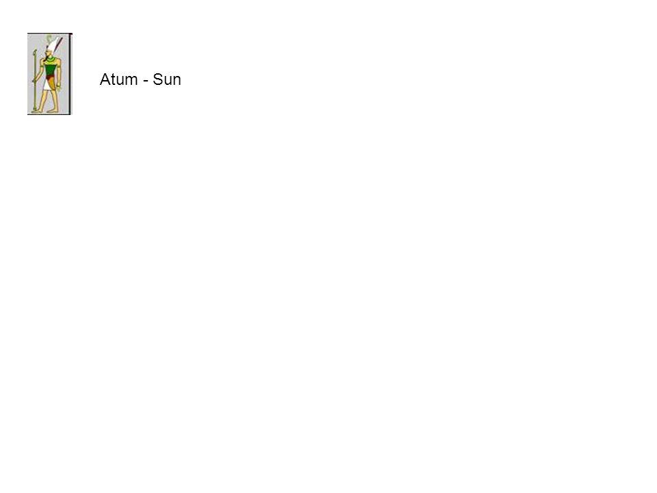 Atum - Sun