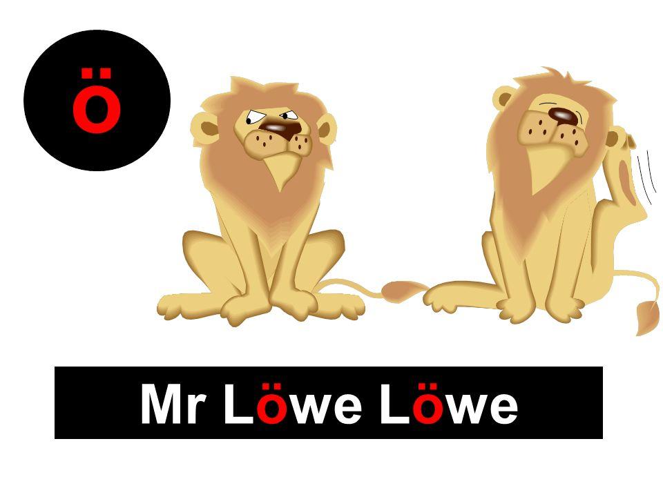Mr Löwe Löwe ö