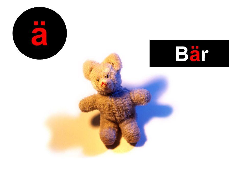 ä Bär Bär