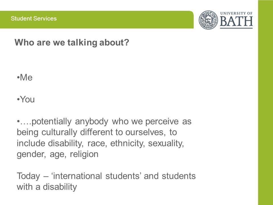 Student Services Mindfulness or Mindfullness?