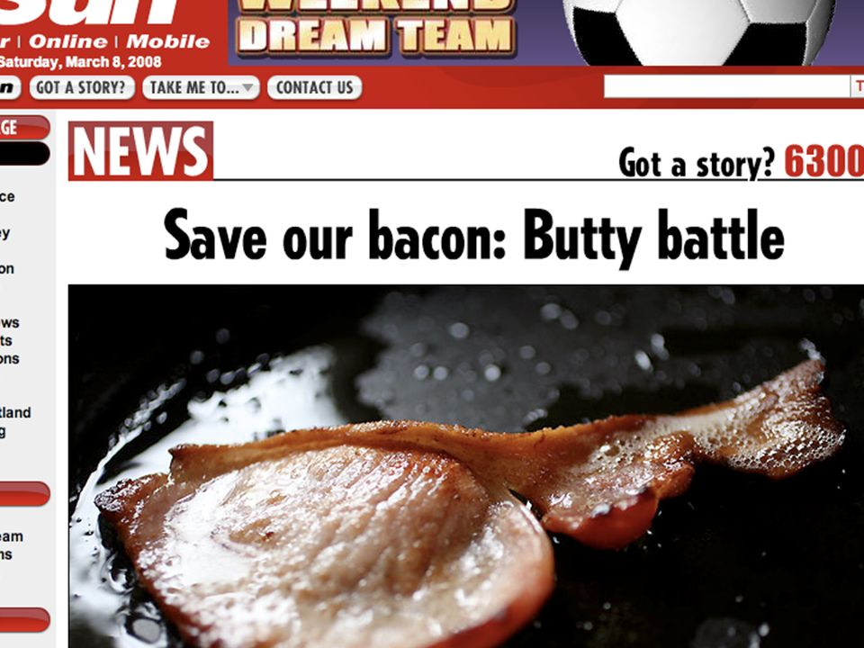 Save our Butty