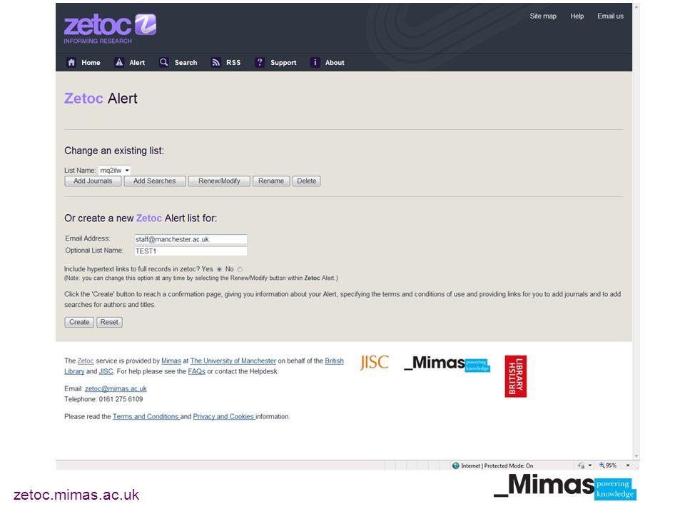 zetoc.mimas.ac.uk