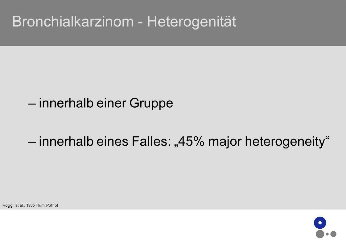 Molekulares Profil - Präparation Prof. Dr. Axel Niendorf