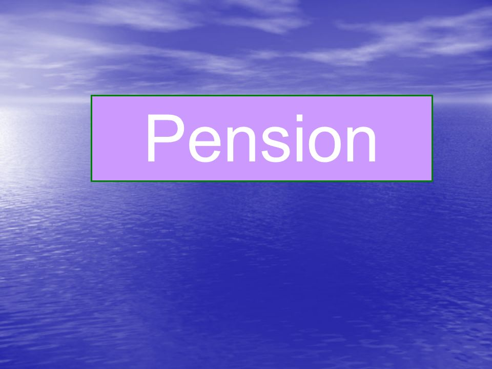 small hotel Pension