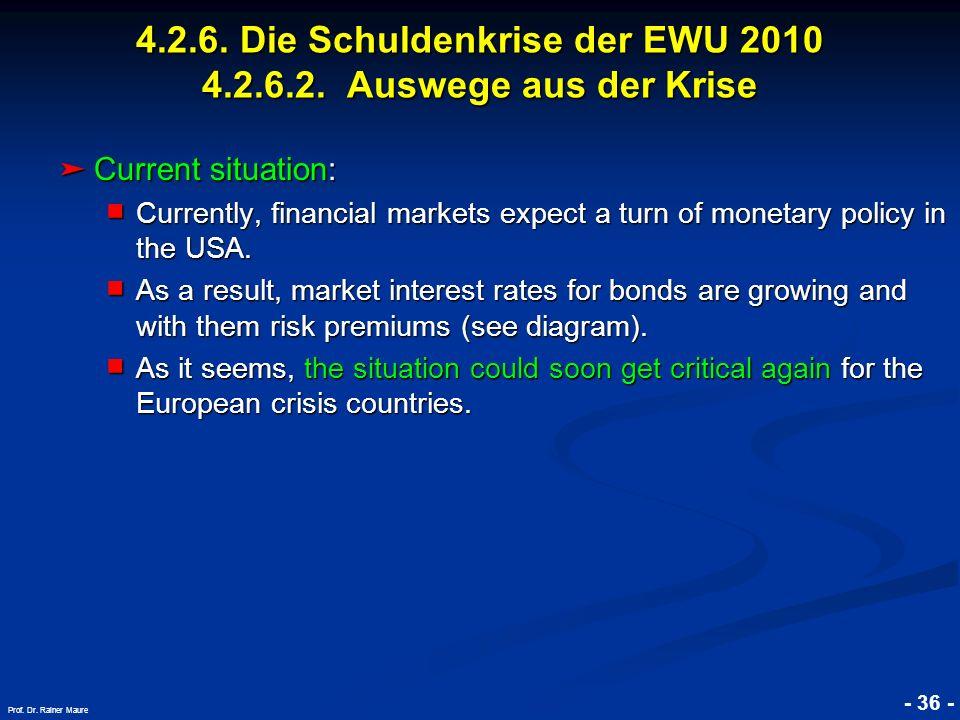 © RAINER MAURER, Pforzheim - 36 - Prof. Dr.