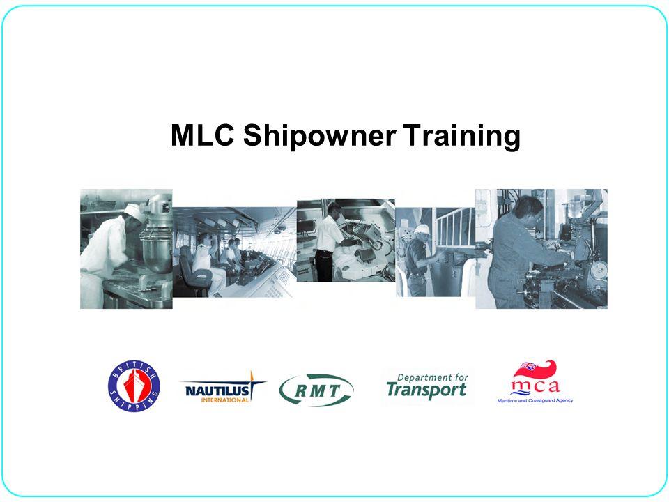 MLC Shipowner Training